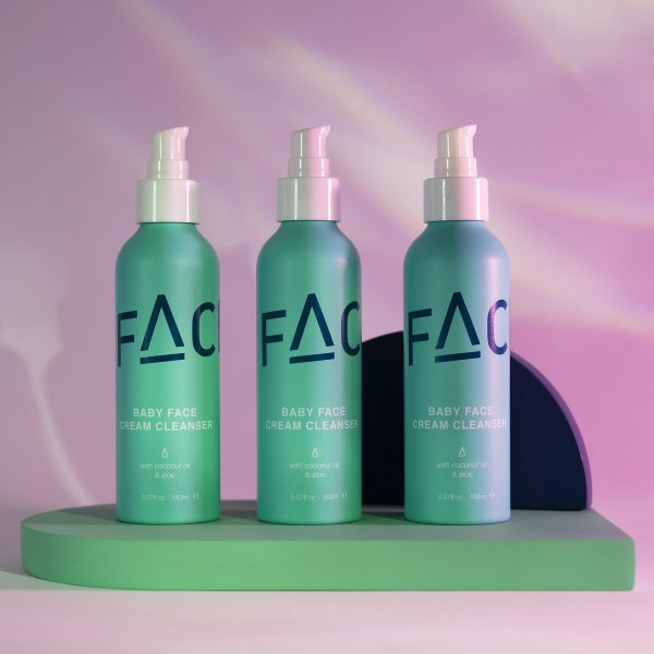 Baby Face Cream Cleanser