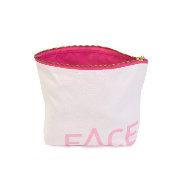 FaceDay Cotton Pouch